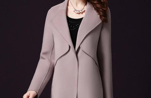 Mẫu áo dạ nữ đẹp cho phụ nữ trung niên