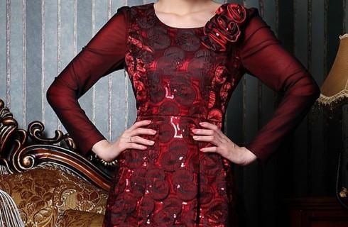 Những mẫu váy đầm đẹp dành cho phụ nữ trung niên