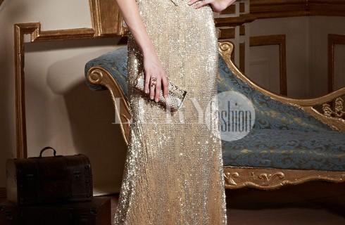 Đầm dạ hội cao cấp đẹp sang trọng diện các bữa tiệc