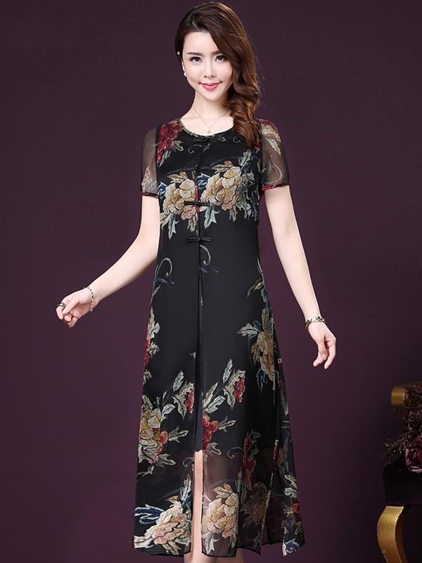 Khoe nét lịch sự và dịu dàng khi sở hữu váy suông