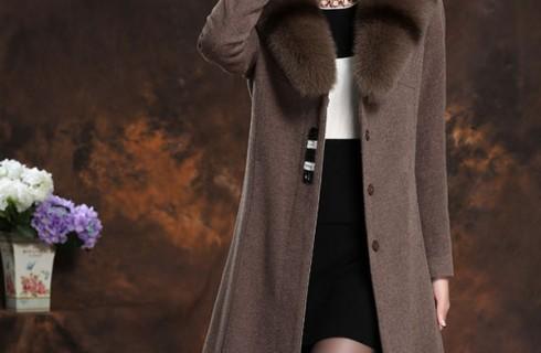 Áo khoác dạ trung niên lịch lãm duyên dáng