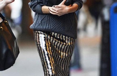 Gợi ý cách lên đồ với áo len nữ cao cấp cùng chân váy đẹp như sao