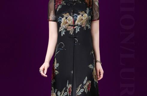 Cập nhật xu hướng váy đầm hoa mùa hè cho nàng công sở