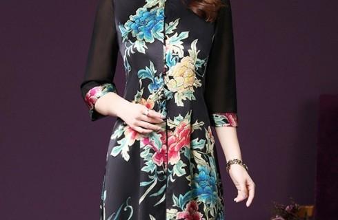 Tuyển chọn các mẫu váy đầm sang trọng không nên bỏ qua