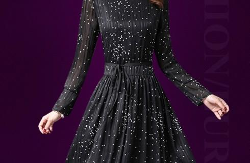 BST Các mẫu váy trung niên đẹp hết ý