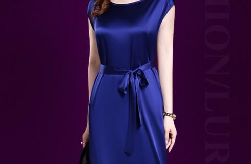 5 mẫu váy đầm phụ nữ trung niên đẹp sang trọng