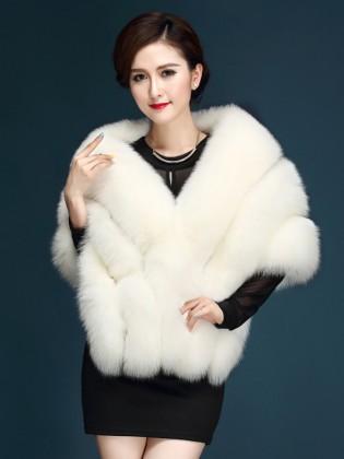 Áo lông chồn cao cấp AKDYRX0002