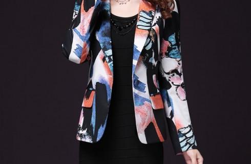 Áo vest nữ trung niên lịch lãm quý phái mùa thu đông