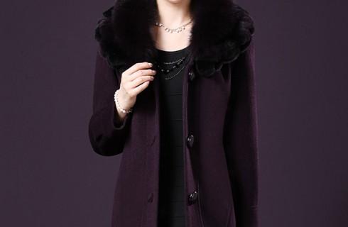 Thời trang áo khoác nữ trung niên đẹp cho lứa tuổi U50