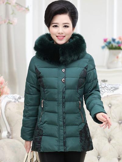 Những mẫu áo khoác trung niên cao cấp thu hút phái nữ