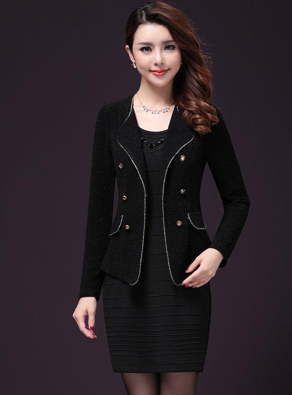 Tuyển chọn 5 mẫu áo vest nữ công sở cho quý cô trung niên