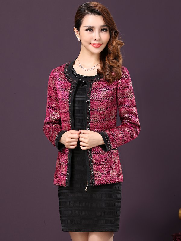 Mẫu áo vest trung niên mang đến chuẩn mực của cái đẹp TNAKTWY0009