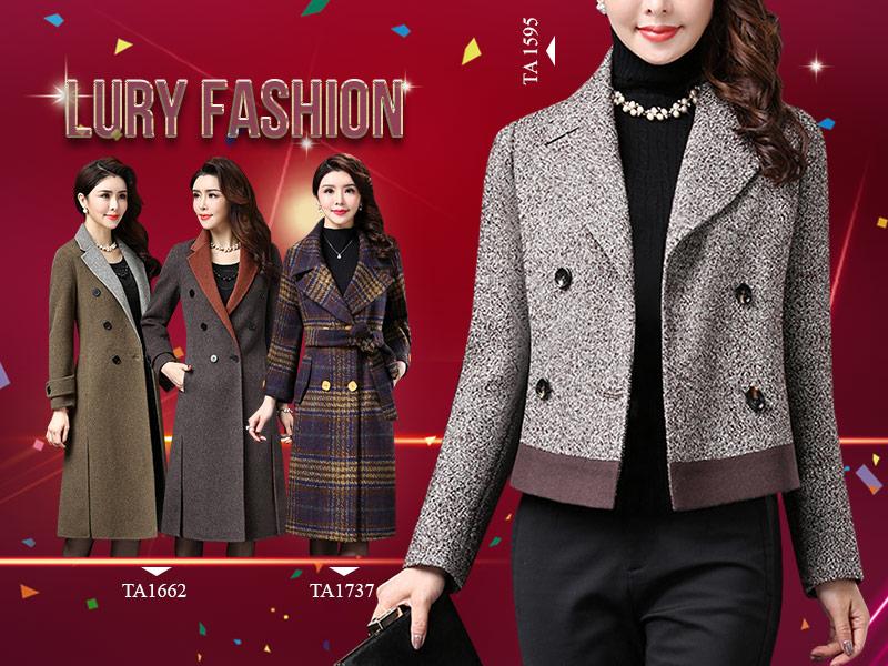 Lury mang đến những thiết kế độc quyền từ Hàn Quốc